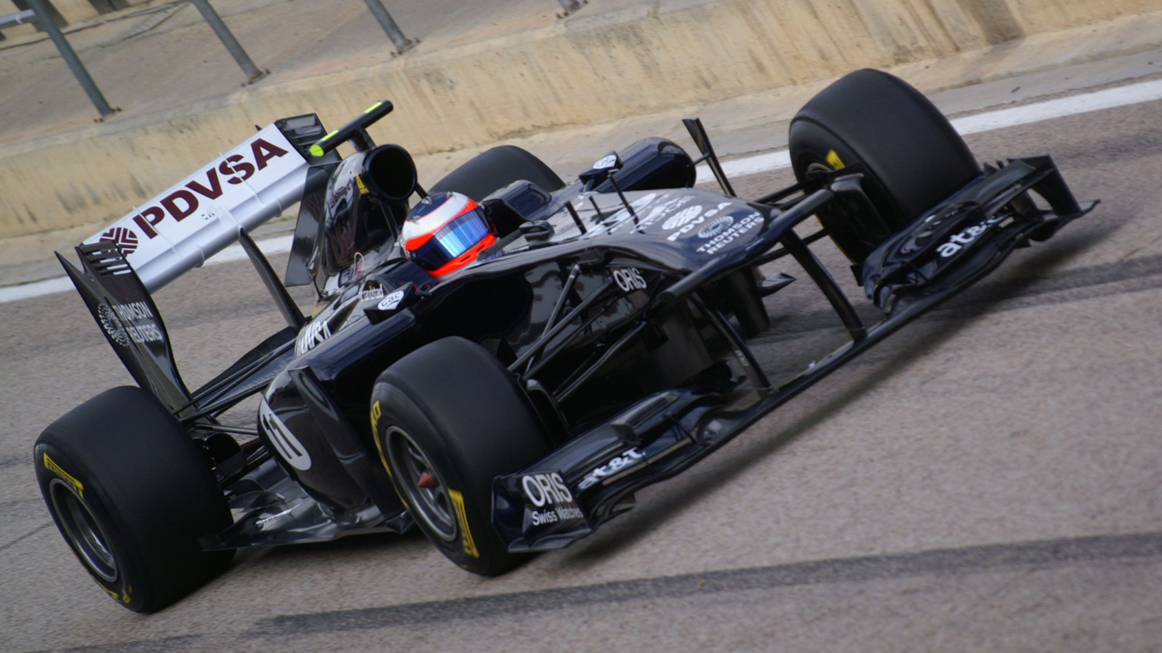williams fw33 for Ultimate