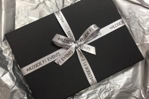 F1 Gift Voucher Box